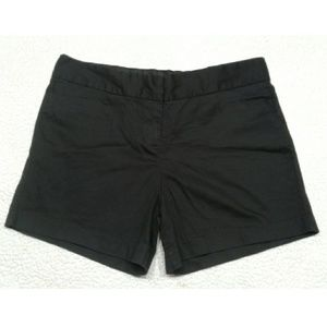 The Limited black shorts plus size 14